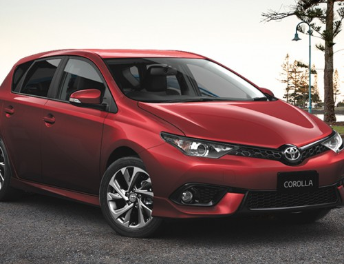 5 Reasons to Buy a Toyota Corolla